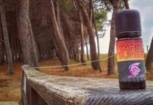 RECENSIONE SVAPO AROMA TWISTED VAPING TAHITY SUNSET AROMA PER SIGARETTA ELETTRONICA