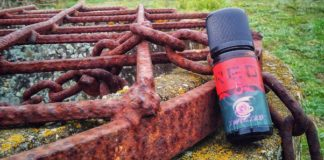 RECENSIONE SVAPO AROMA Twisted Vaping Red 5 PER SIGARETTA ELETTRONICA