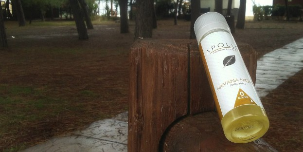RECENSIONE LIQUIDO SVAPO APOLLO HAVANA NIGHTS ECIG