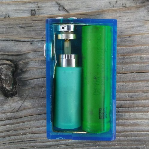 Cos'è lo Squonk ed il Bottom Feeder (Bf) battery