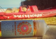 RECENSIONE ELIQUID O'SO GOOD DONUTS ICE CREAM DONUT ECIG