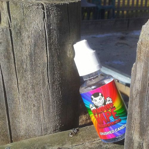 OPINIONE AROMA SIGARETTA ELETTRONICA VAMPIRE VAPE CRUCHED CANDY