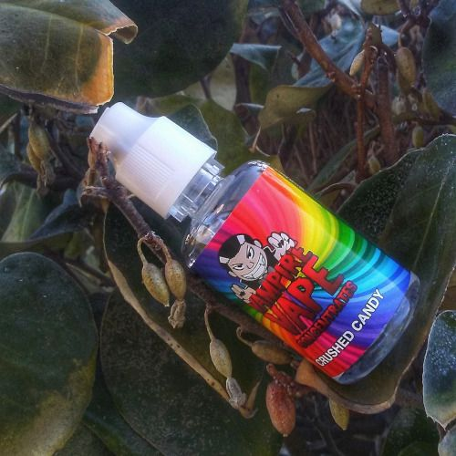 RECENSIONE AROMA EJUICE VAMPIRE VAPE CRUCHED CANDY