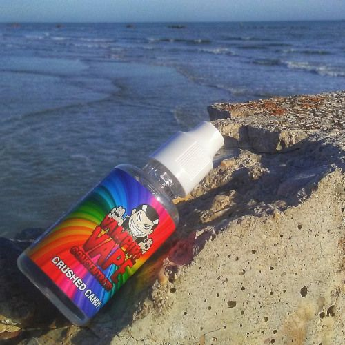 RECENSIONE AROMA SIGARETTA ELETTRONICA VAMPIRE VAPE CRUCHED CANDY