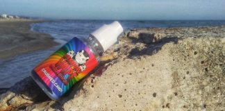 RECENSIONE AROMA SIGARETTE ELETTRONICHE VAMPIRE VAPE CRUCHED CANDY