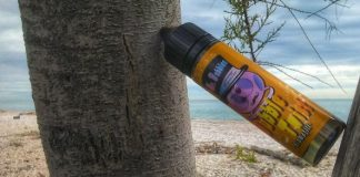 RECENSIONE LIQUIDO SCOMPOSTO TWISTED VAPING BUBBLE TWIST