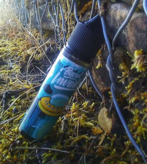 OPINIONE AROMA SCOMPOSTO SHAKE'N'VAPE BISCUIT INVADER ICE