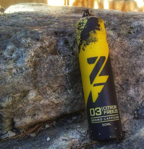 RECENSIONE EJUICE ZAP! JUICE Z FUEL 03 CITRON FREEZE