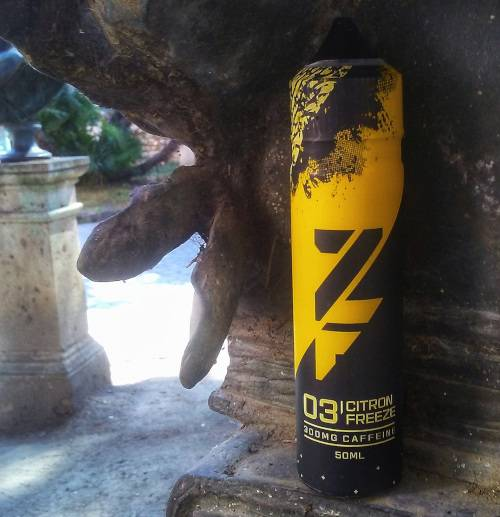 RECENSIONE ELIQUID ZAP! JUICE Z FUEL 03 CITRON FREEZE