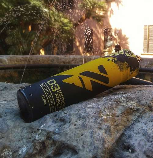 RECENSIONE LIQUIDO SVAPO ZAP! JUICE Z FUEL 03 CITRON FREEZE