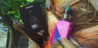RECENSIONE VAPORIZZATORE VOOPOO FOND S KIT