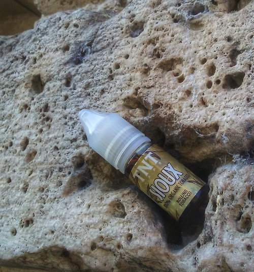 RECENSIONE AROMA ECIG TNT VAPE SIOUX